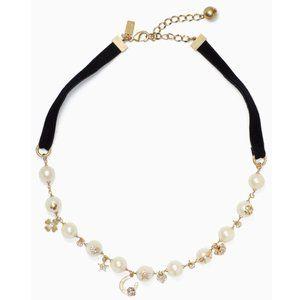 NEW Kate Spade Grandmas Closet Short Necklace
